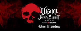 《VISUAL JAPAN SUMMIT 2016 LIVE VIEWING》